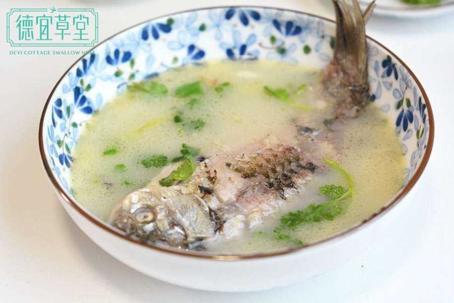 孕妇吃鲫鱼燕窝汤的好处