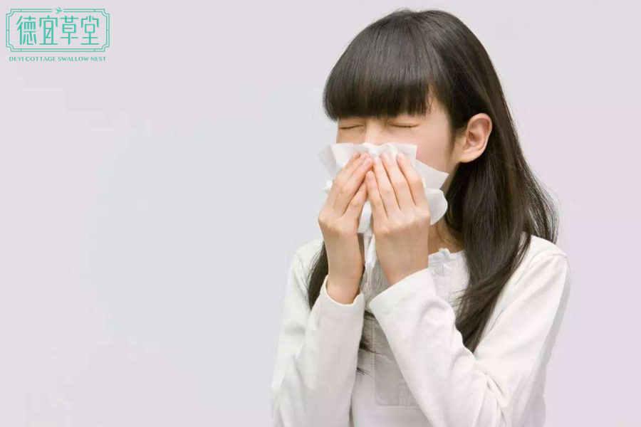 怀孕感冒咳嗽能吃燕窝吗