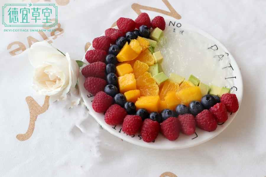 吃燕窝不能吃什么水果