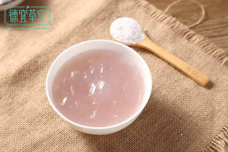 孕妇能吃藕粉燕窝吗