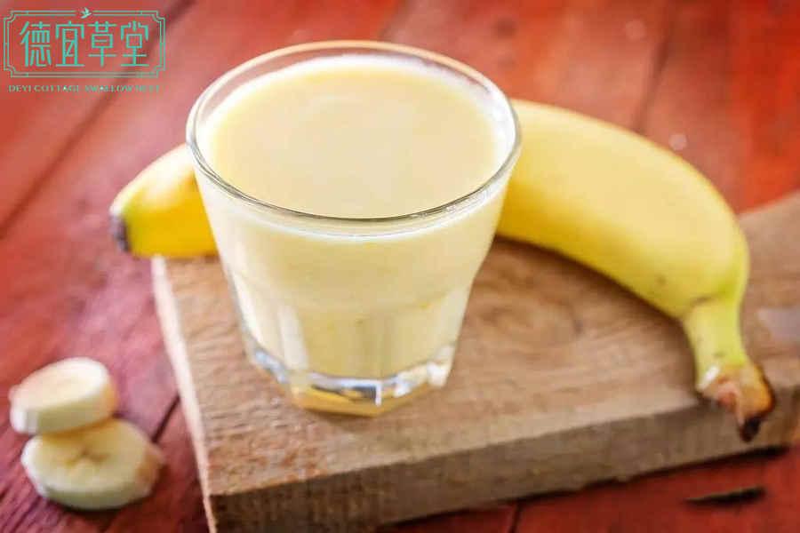 香蕉牛奶蜂蜜燕窝的做法步骤