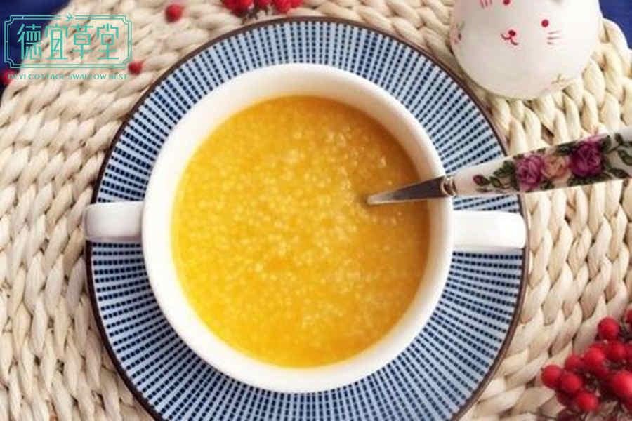 坐月子能吃燕窝小米粥吗