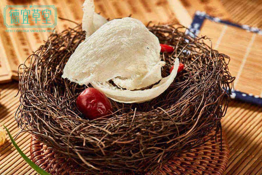 孕妇吃官燕还是白燕