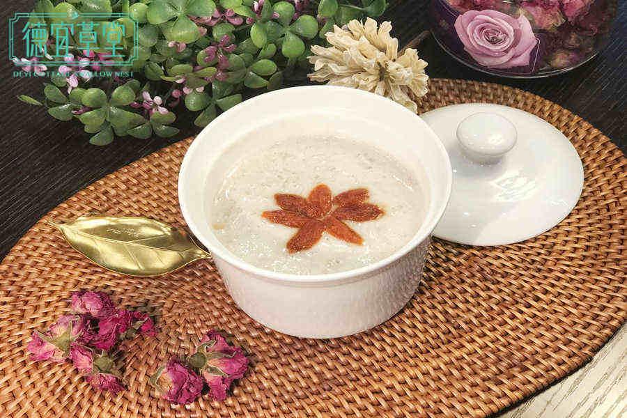 椰奶红枣燕窝的做法