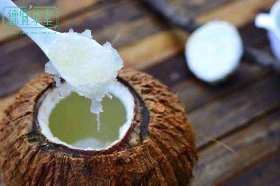 燕窝能和椰汁一起吃吗