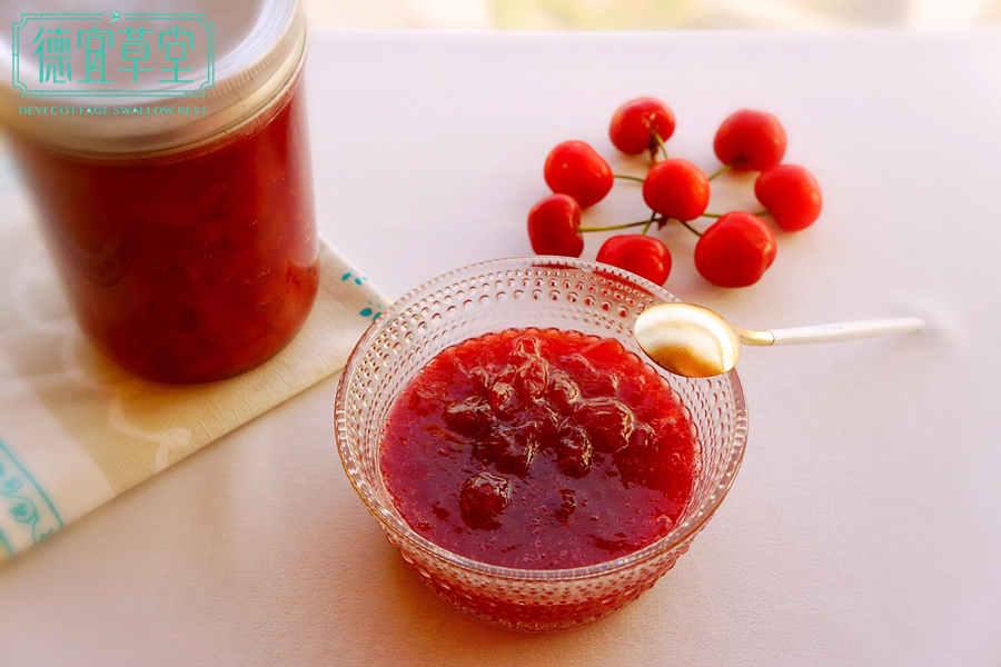 酸奶樱桃燕窝的做法