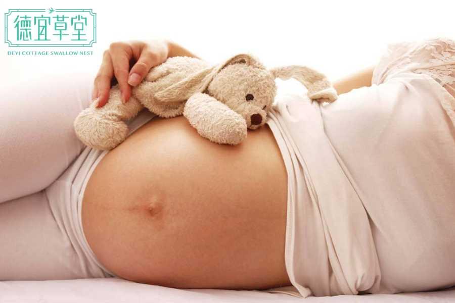 孕妇吃燕窝可以预防妊娠纹吗