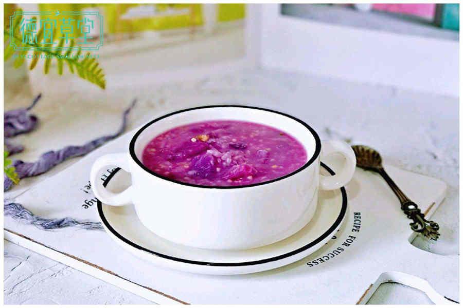 紫薯可以和燕窝一起吃吗